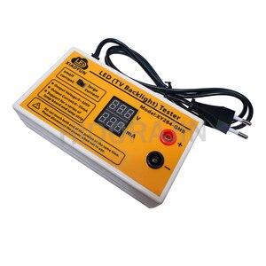 Image 4 - Новинка 100%, выходной светодиодный тестер подсветки телевизора 0 320 в, светодиодные ленты, инструмент для тестирования с дисплеем тока и напряжения для всех применений светодиодный