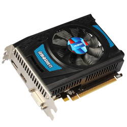 Yeston Radeon RX 560D Graphics Card 1183/6000MHz 2G/128bit/GDDR5 DP + DVI-D 3-Phase Circuit External Gaming Video Module