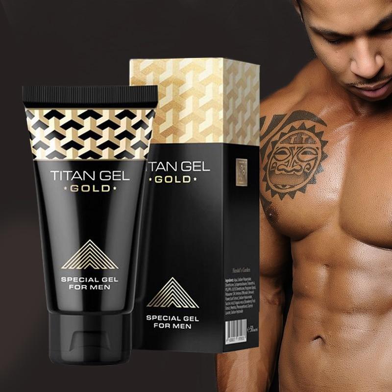 Gold Penis Enlargement Cream Penis Growth Increase Retarder Gel For Male Delay Lubricants Big Dick Penis Gel Sex Oil Aphrodisiac