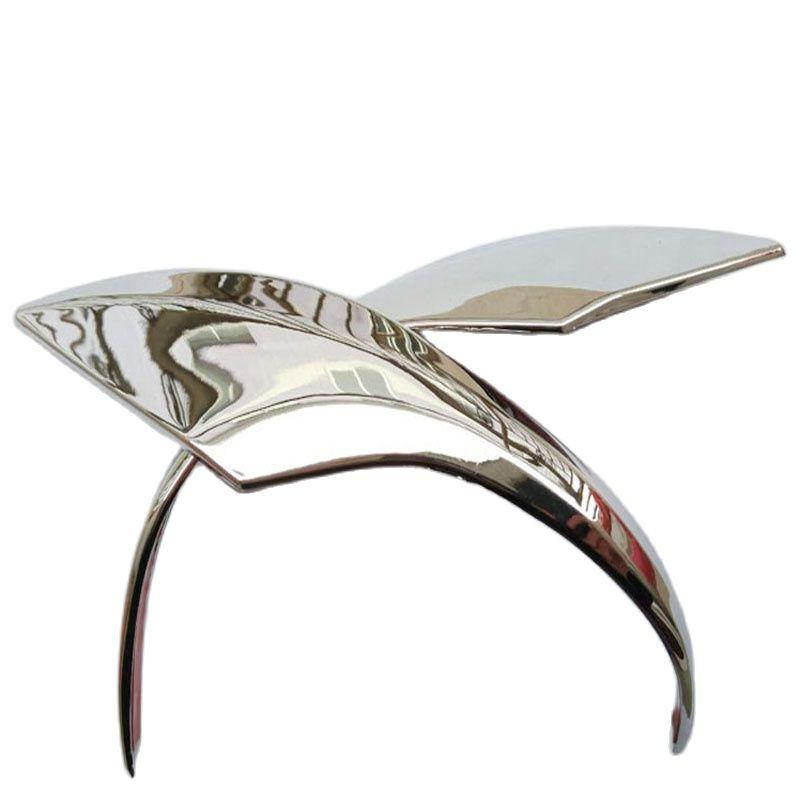 for toyota aqua prius c accessories plastic chrome side turn signal mirror covers rearview cover trim