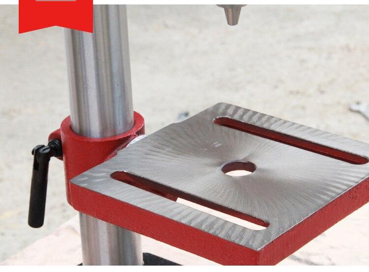 perfuração de madeira multifuncional máquina de perfuração de metal furadeira