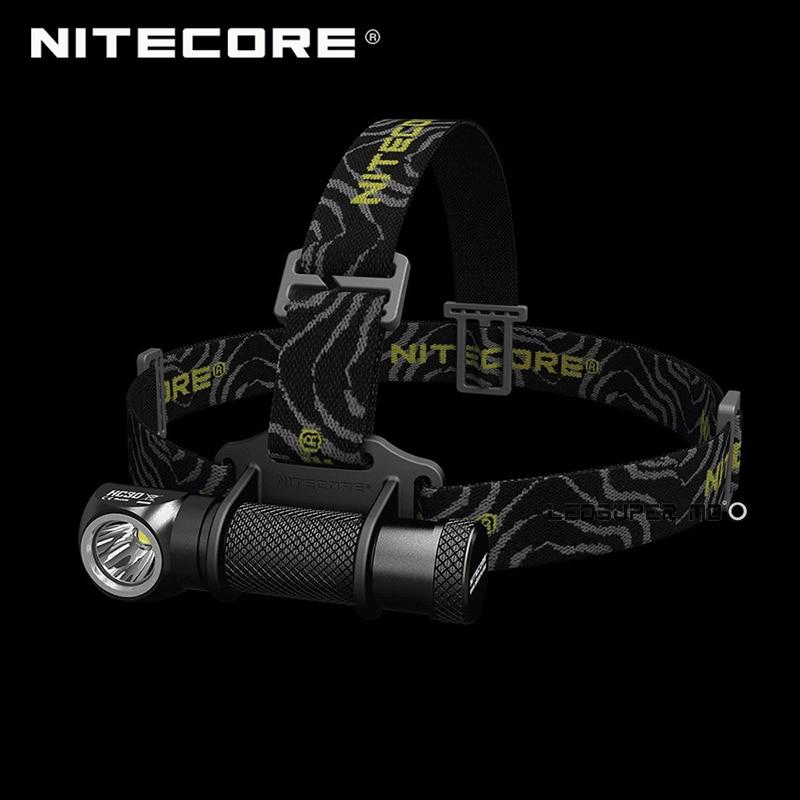 Top Selling Product Nitecore HC30 Head Torch XM-L2 U2 LED High Performance Lightweight Dual-form Headlamp 1000 Lumens