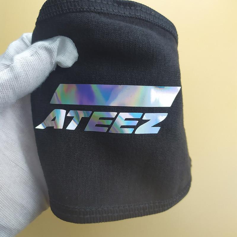 KPOP ATEEZ New Album AURORA TREASUREEP FIN ALLTO ACTION Woderland DazzlingLight Dustproof FaceMask Laser Pink Winter MASK