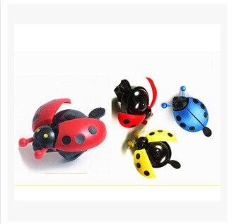 Bicycle Bell Cute Beetle Bell Ladybug Cartoon Trumpet Loud Crisp Children Bell