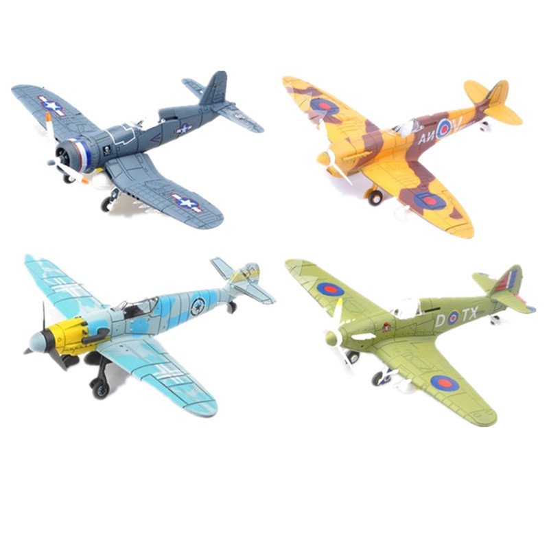 1Pcs 22cm LED Hand Launch Throwing Airplane Gliders Aircraft Inertial Foam EPP Toys Children Plane Model Outdoor Fun Toys
