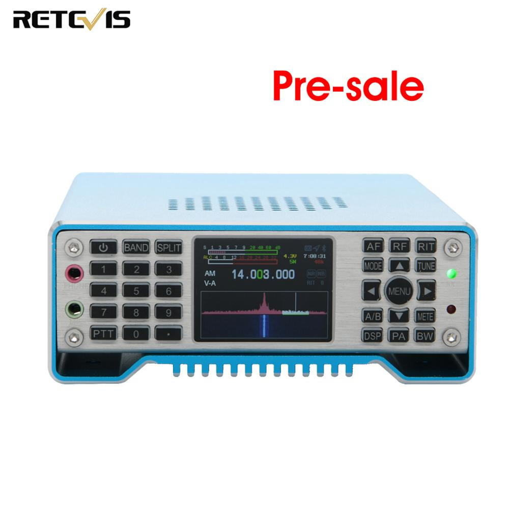 New Arrival Ailunce HS2 HF VHF UHF SDR Transceiver Super-thin Hand With Optional ( GPS/LORA/Electronic Compass ) Module Pre-sale