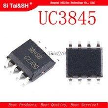 1 pçs/lote UC3845 UC3845B UC3845BN SOP-8 SMD IC
