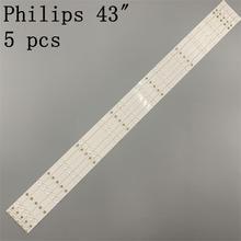 LED Backlight 12 Lamp strip For Phi lips 43