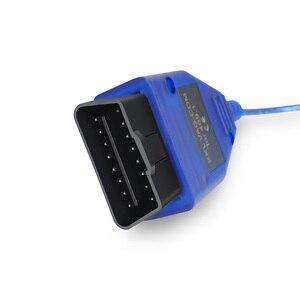 Image 4 - VAG409.1 Vag 409 VAG COM KKL409 OBD2 USB אבחון כבל סורק סריקת כלי ממשק עבור אאודי פולקסווגן פולקסווגן סקודה מושב מכונית