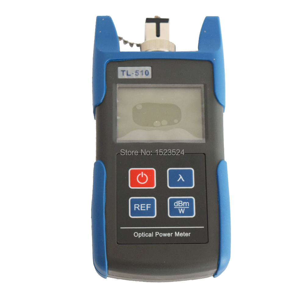 TL510A -70~+10dBm Or TL510C -50~+26dBm Optical Power Meter With Fixed SC Connector