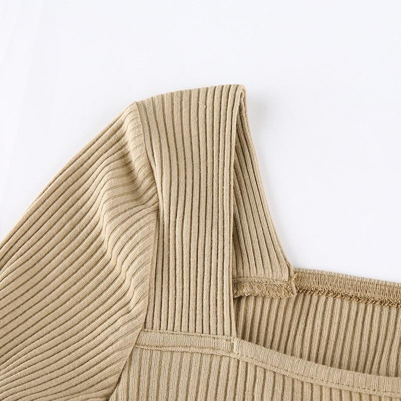 Square collar bodysuit15