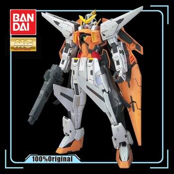 BANDAI MG 1/100 GN-003 00 Kyrios GUNDAM KYRIOS 18CM Effects Action Figure Model Modification 1