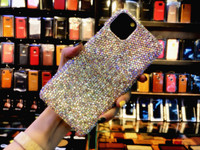 Customized Case Cover Luxury Handmade Bling Full Rhinestone Diamond Crystal Cases For Huawei Mate 30/20 Pro/P30/P20 Pro/P30 Lite