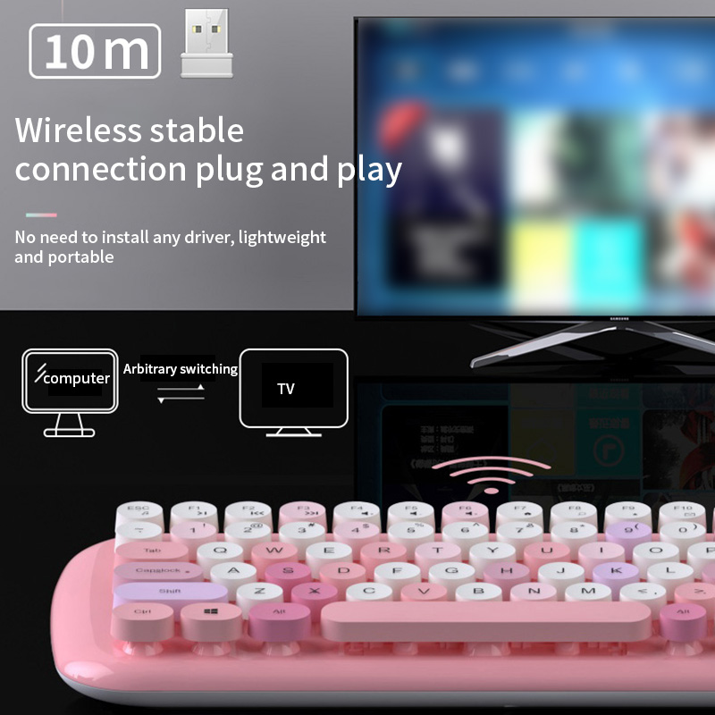 2.4g sem fio mouse 1600 dpi posição