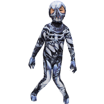 halloween clown costume clothing for children classic cosplay suit set for kids boys kids christmas stage performance wear Halloween costumes for Kids New venom costume kids suit jumpsuit boys symbiote spide costumes superheros Cosplay