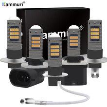 KAMMURI H1 H3 LED h27w2 h27w/2 LED Bulb h21 h27w 880 881 h27w1 h27w/1 Car led fog lights lamp cars daytime running lights 12V