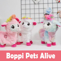 Boppi the Llama by Pets Alive Zuru Booty Shakin Twerking Llama Dancing Musical Electric Baby Funny Toys Christmas gifts