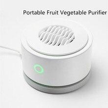 Oczyszczacz warzyw owocowych do sterylizacji dezynfekcja usuń pozostałości pestycydów kuchnia warzywa sterylizator żywności