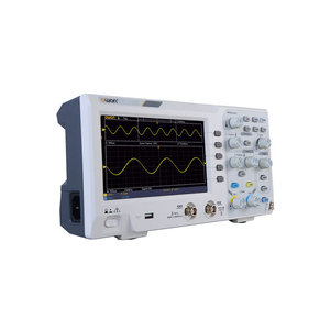 Image 2 - Upgrade Owon SDS1022 Digital Oscilloscope 2 Channels 20Mhz Bandwidth 7 Handheld LCD Display Portable USB Oscilloscopes