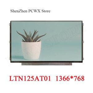 12.5 inch for Lenovo thinkpad X220 Laptop LCD Samsung Display Panel WXGA 1366*768 LVDS 40 pins LTN125AT01 LTN125AT01-401 testing