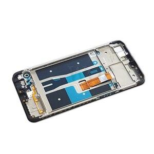 """Image 5 - Für oppo A5 LCD display touchscreen digitizer montage mit rahmen für oppo AX5 bildschirm ersatz reparatur teile 6,2"""""""