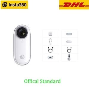 Image 1 - Insta360 Go 1080P wideo Mini kamera sportowa FlowState Timelapse hiperlapse Slow Motion do tworzenia wideo Vlog
