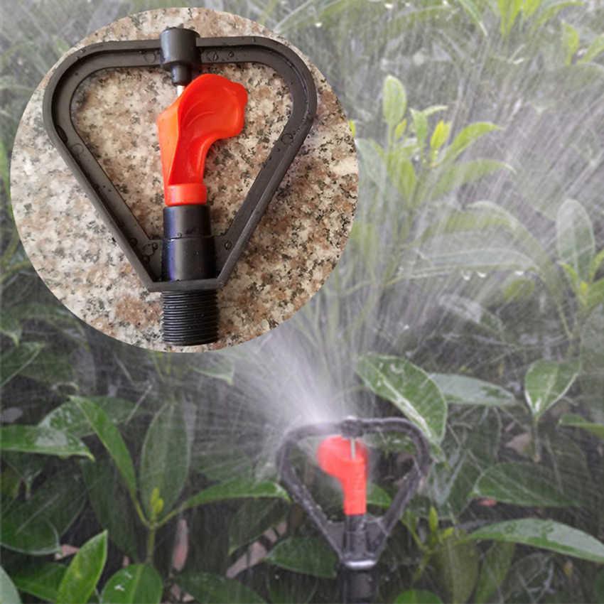 Prato Sprinkler, G1/2 Filetto di Vite Automatico 360 Rotante Giardino D'acqua Sprinkler Sistema di Irrigazione del Prato Inglese Che Copre Grande Area