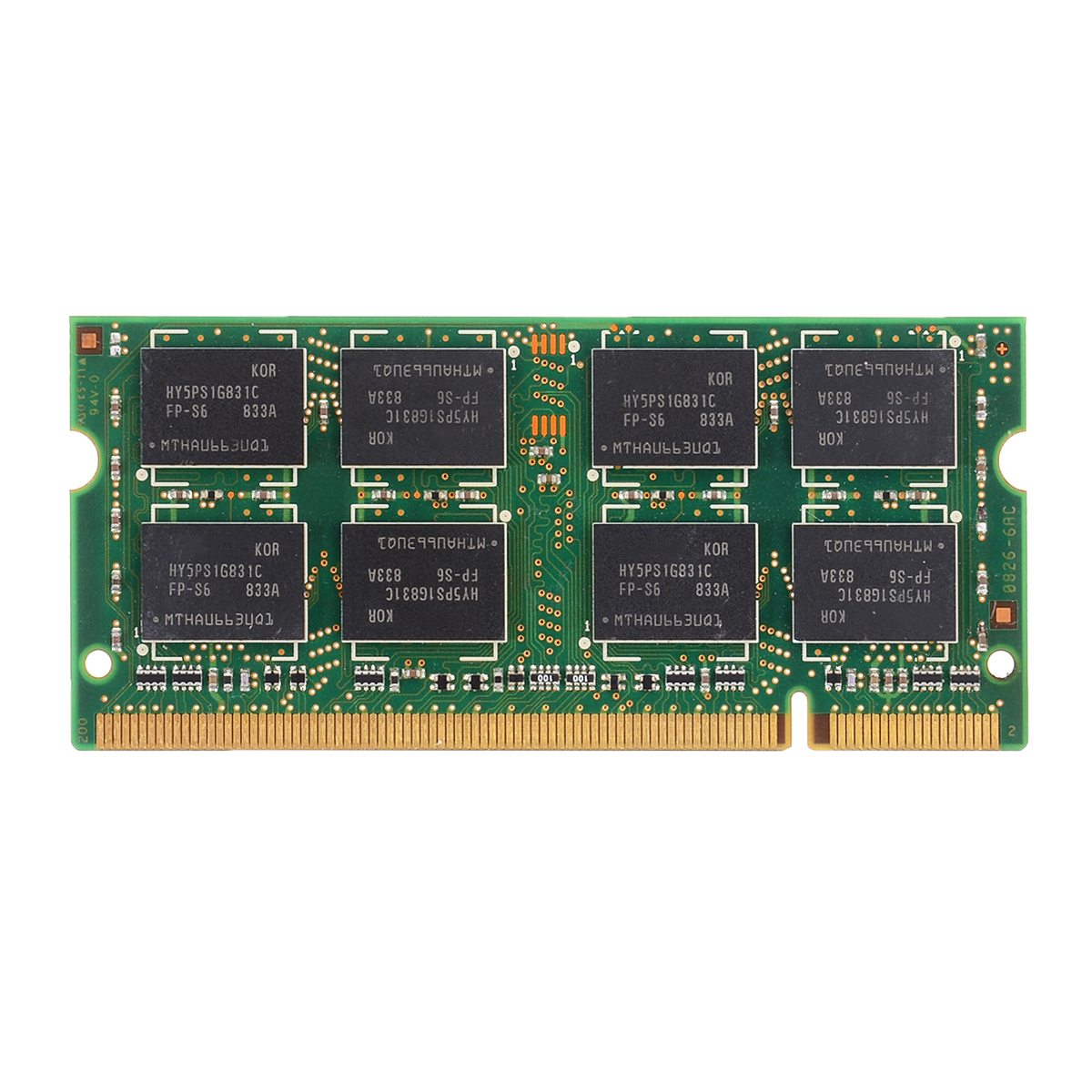 Laptop Memory DDR2 With 2GB PC2 6400/5300 800/667MHZ Low-Density 8