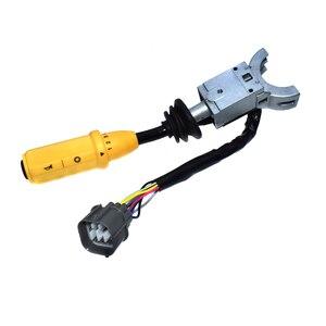 Image 2 - WOLFIGO Vorwärts & Rückwärts Spalte Schalter Shuttle Hebel Schalter Powershift 701/80145 701 80145 70171900 für JCB Bagger JCB 3CX 4CX