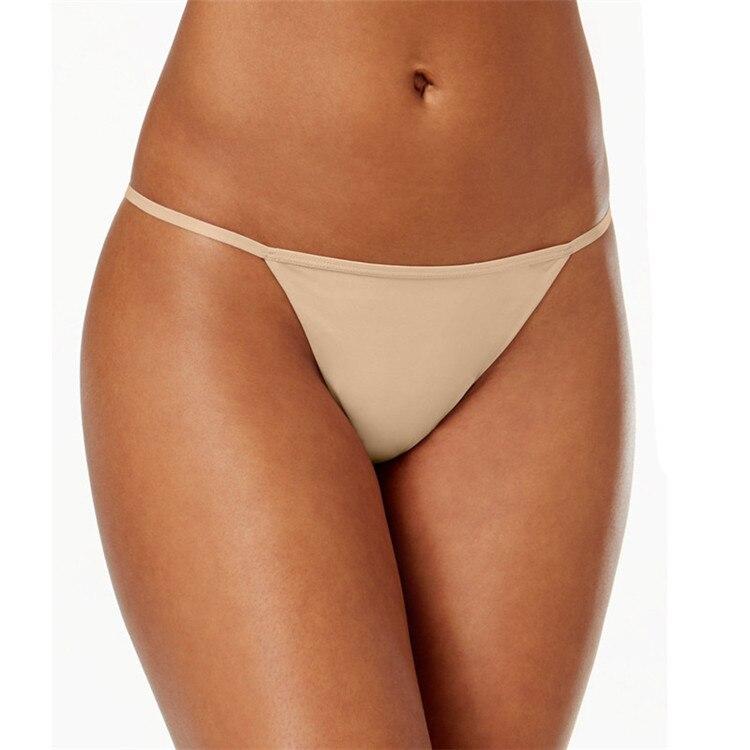 Hot Sexy Vrouwen Katoen G-String Brazilian Thongs Lage Taille Slipje Dames Naadloze Ondergoed Lingerie Swimming Trunks Panties