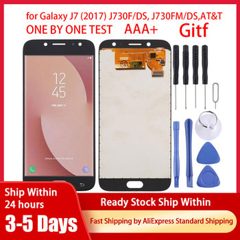 TFT For Samsung Galaxy J7(2017)J730F/DS, J730FM/DS,AT&T, Display LCD Screen module for J7(2017)J730F/DS, J730FM/DS,AT&T display image