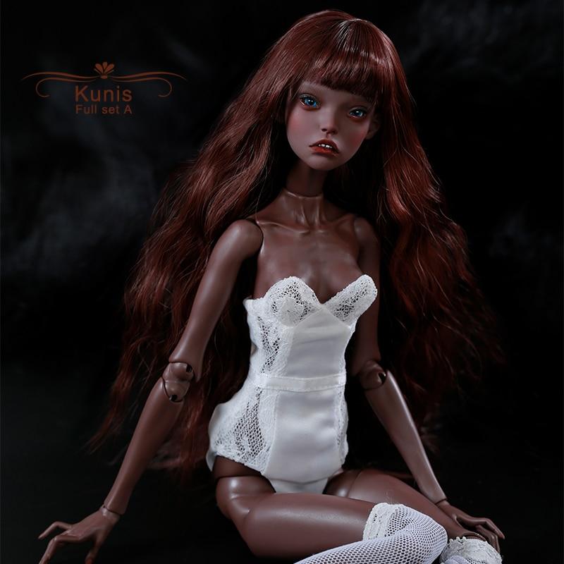 Shuga Fairy Kunis 1/4 BJD Dolls Resin Model Fashion Figure Toys For Girls Boys Gift