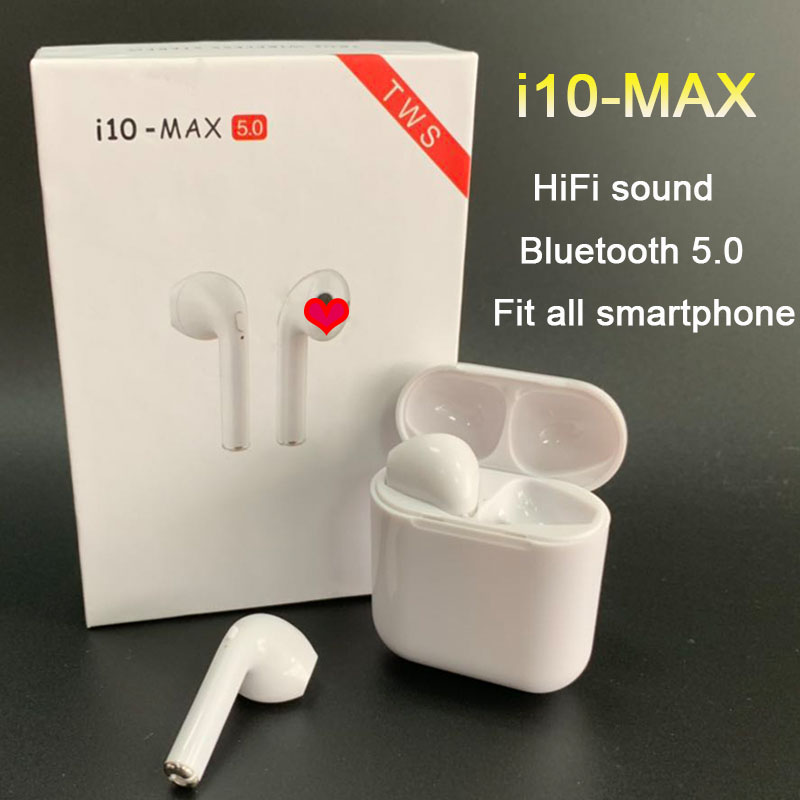 i10-Max-TWS-Bluetooth-Earphone-headphone-i7s-Wireless-Earbuds-Headset-air-dots-For-xiaomi-huawei-ios