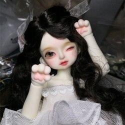 Bambola BJD 1/6 bambola Wink Figure Nudo Giocattolo Della Ragazza del Ragazzo Bambola Regalo Del Bambino Della Resina di Giocattoli per I Bambini