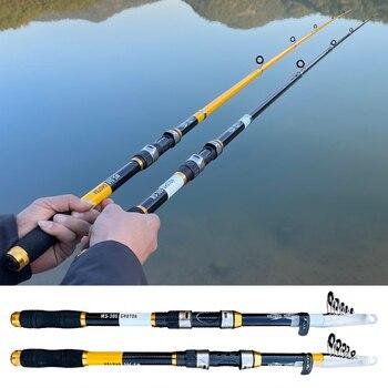 Ghotda MS Range Telescopic Fishing Rod