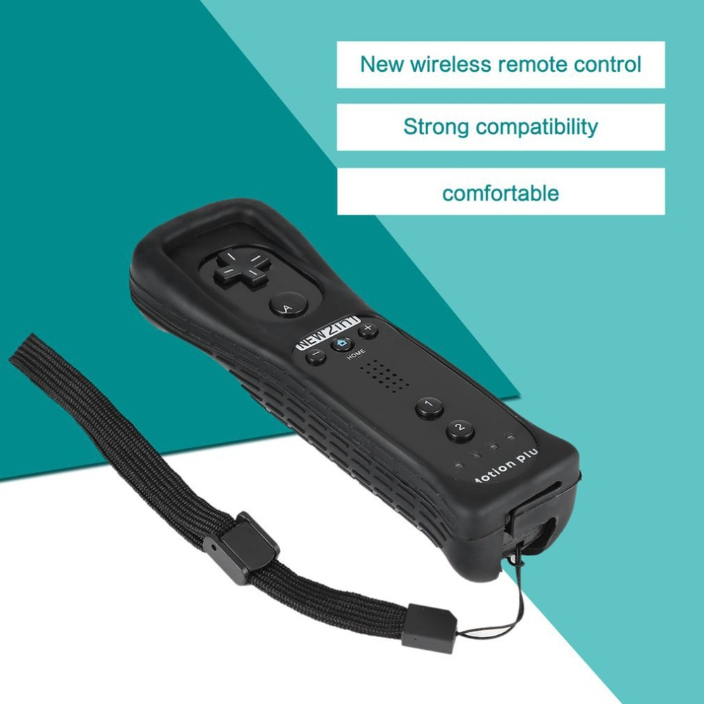 2в1 движение плюс правый пульт дистанционного управления+ Nunchuck Контролер для Nintendo wii игры