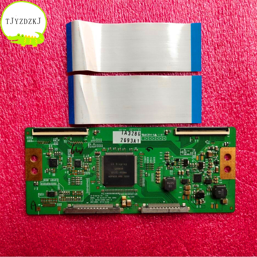 Good Test T-CON Logic Board For V6 32/42/47 FHD 120HZ 6870C-0358A VER1.0