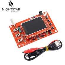 DSO138 2.4 TFT Handheld Pocket-size Digital Oscilloscope Kit DIY Parts