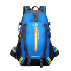40L mountaineering bag outdoor backpack riding backpack men and women hiking bag Climbing camping bag