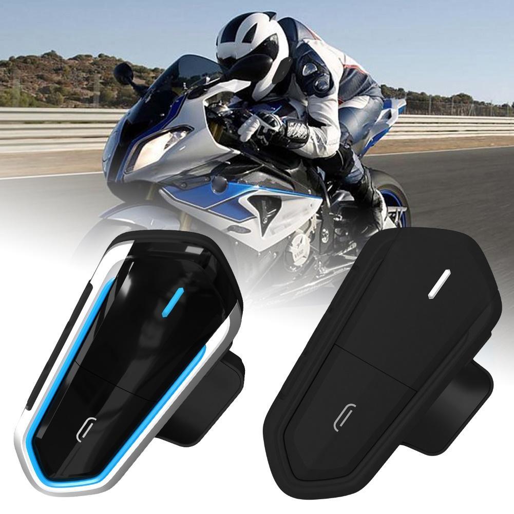 VR Robot Waterproof Motorcycle Motorbike Helmet Intercom CSR Bluetooth 4.1 Headset Interphone New Hot Boutique