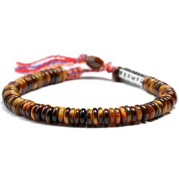 bracelet tibétain oeil du tigre