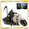 DC Die Dark Knight Metall Devils Fahrt Bruce Wayne Batman Action Sammlung Fahrzeug Soldat Modell Abbildung