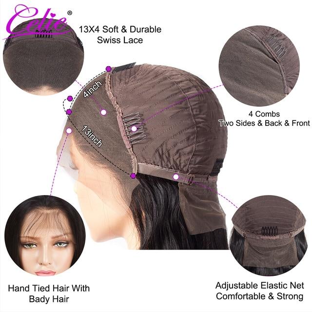 CelieCurlyHumanHairWigsBobWig LaceFrontHuman Hair Wigs Curly Bob Wigs HumanHairForBlack WomenBob LaceFrontWig