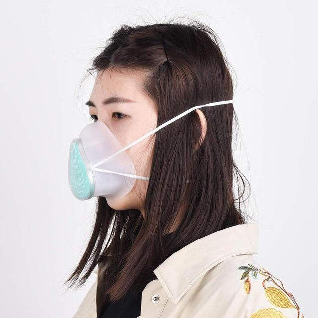 Reusable Face Mask Respirator Antiviral Flu Germ Dust Kids Adult out door mask