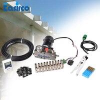 Sistema de nebulização de alta pressão dos bocais da névoa de 20 pces para refrigerar e aeroponic