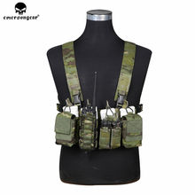 emersongear Emerson D3CR Tactical Chest Rig Rapid Assault Military Armor Airsoft Hunting Vest Combat Gear