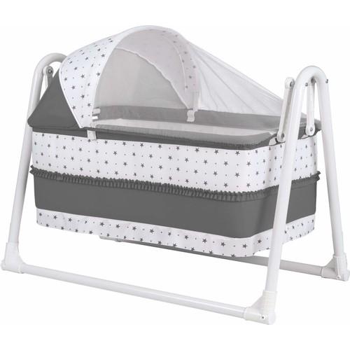Baby Baumeln Tilt Korb Wiege Baby Krippe Stoßstangen Kind Bettwäsche Bett Set Stoßstange Baby Infant Wiege Bett Protector Reine Baumwolle