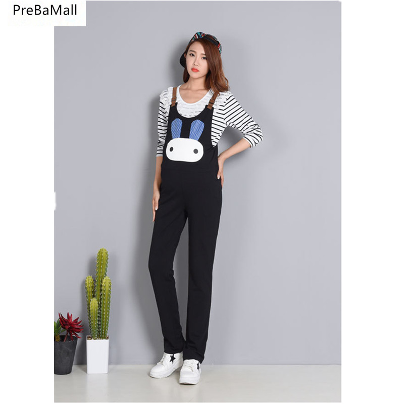 Overalls Maternity Denim For pregnancy Women High Waist Belly Trouser Pregnant Jumpsuit Bibs Woman casual Jeans Trousers E0122