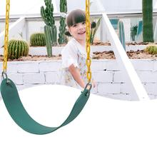 Heavy Duty Swing Flying Toy Garden Kids Hanging Seat Toys with Height Adjustable Ropes