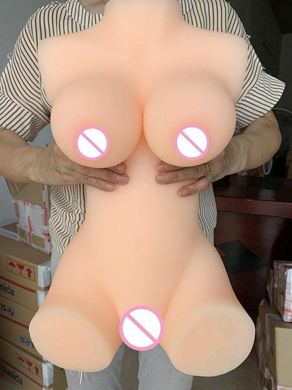 1:1 4D реалистичные силиконовые секс куклы, мягкая кукла из тпе, большая грудь, полубоди, секс кукла, Реалистичная Вагина и анальные куклы любв